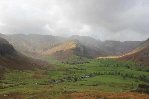 Great Langdale, Cumbria