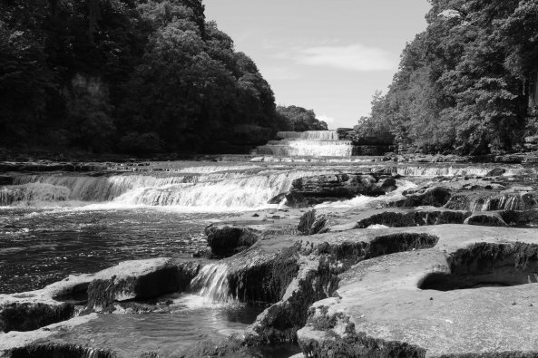 Yorkshire Dales, National Park, Waterfall