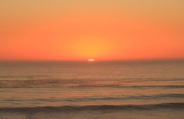 Sunset, Carmel