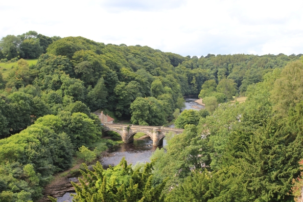 Richmond, North Yorkshire, Photography, Bridge, River