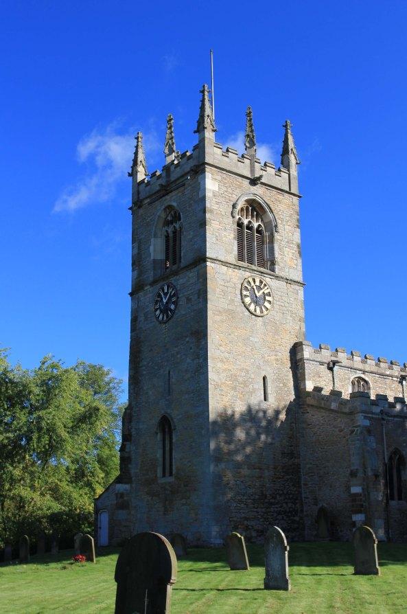 Church, Photography, Landscape, Clock, Tower