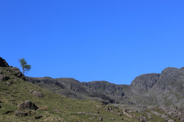 Lake District, Landscape, Photography, Nature, Crinkle Crags, Great Langdale