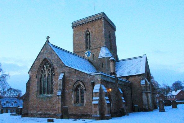 Welton Church
