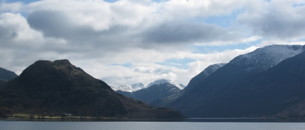 Crummock Water, lake District, Cumbria, Photography