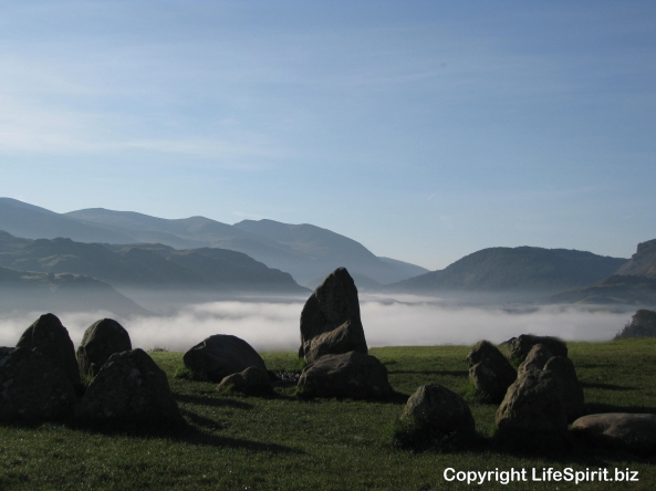 Castlerigg Stone Circle, Lake District, Cumbria, Mark Conway, Life Spirit, Nature Photography