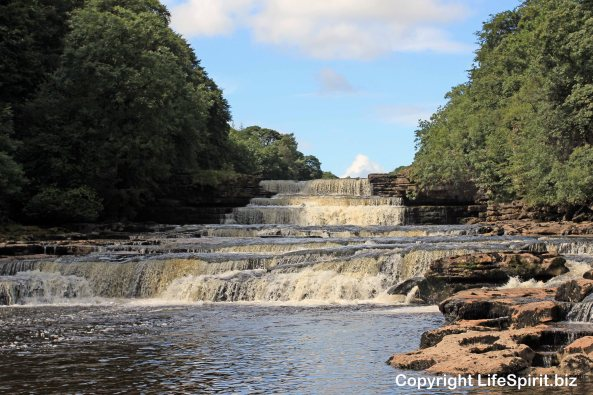 River Ure, Aysgarth Falls, Photography, Yorkshire Dales, Mark Conway, Life Spirit