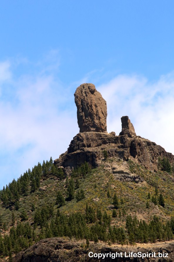 Roque Nublo, Gran Canaria, Life Spirit, Mark Conway