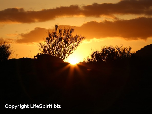 Gran Canaria, Sunset, Nature, Mark Conway, Life Spirit