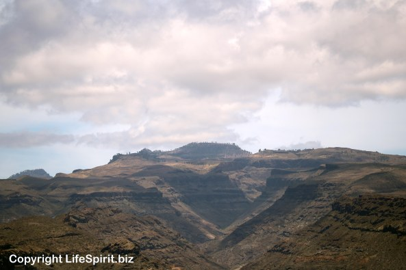 Gran Canria, Life Spirit, Mark Conway, Landscape