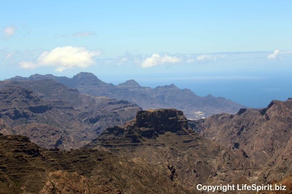 Gran Canaria, Mountains, Mark Conway, Landscape, Photography