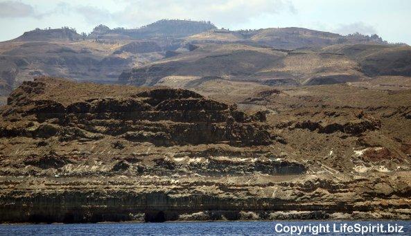 Mountains, Gran Canaria, Atlantic Ocean, Nature, Wildlife Photography, Mark Conway, Life Spirit