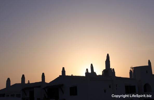 Binibeca, Menorca, Sunset, Life Spirit, Mark Conway, Photography
