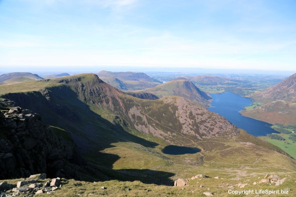 Red Pike, Lake District, Crummock Water, Hiking, Mountains, Cumbria, Life Spirit, Mark Conway