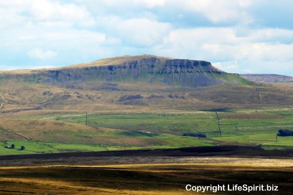 Yorkshire Dales, National Park, Landscape, Pen-y-ghent, Life Spirit, mark Conway, Nature