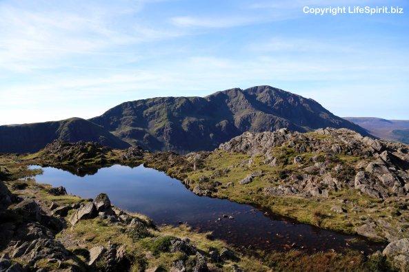 Haystacks, Lake District, Cumbria, Nature, Landscape, Mark Conway, Life Spirit