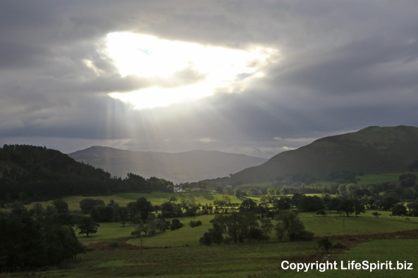 Derwent Fells. Cumbria, Lake District, Landscape, Mark Conway, Life Spirit