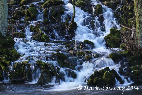 Waterfall, Reeth, Yorkshire Dales, National Park, Life Spirit, Nature, Photography, Mark Conway