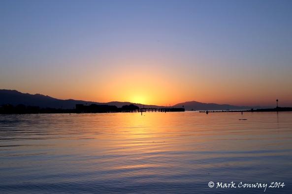 Santa Barbara, California, Sunrise, Nature, Landscapes, Mark Conway, Life Spirit, Photography