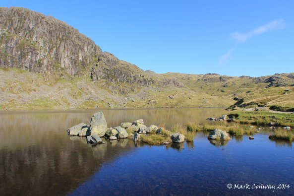 Stickle Tarn, Great Langdale, Nature, Lake District, Cumbria, Photography, Mark Conway, Life Spirit