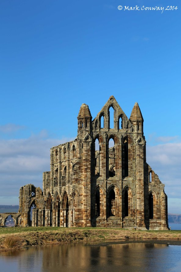 Whitby Abbey, North Yorkshire, Landscape, Architecture, Photography, Mark Conway, Life Spirit