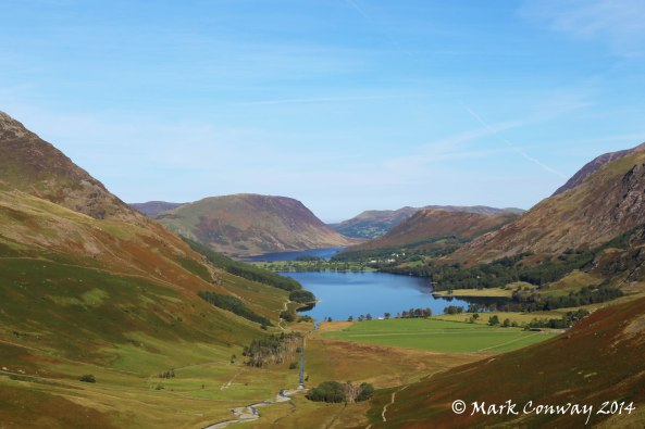 Buttermere, Crummock Water, Lake District, Nature, Landscape, Cumbria, Mark Conway, Life Spirit