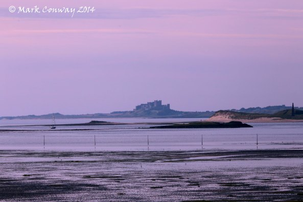 Bamburgh Castle, Northumberland, Seascapes, Landscapes, Nature, Photography, Mark Conway, Life Spirit