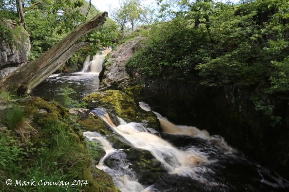 Ingleton Falls, Yorkshire Dales National Park, Nature, Landscapes, Mark Conway, Life Spirit
