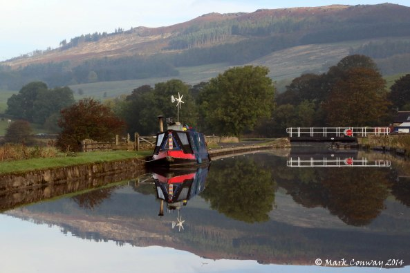 Leeds to Liverpool Canal, Landscape, Nature, Boats, Yorkshire Dales, National Parks, Mark Conway, Life Spirit, Photography