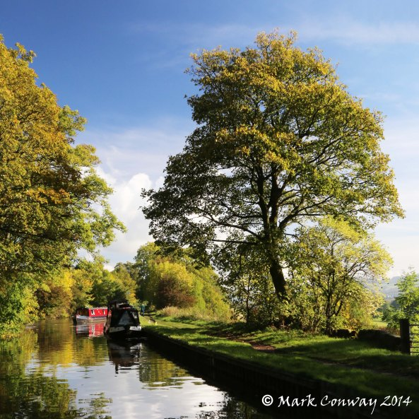 Leeds to Liverpool Canal, Gargrave, Yorkshire Dales, Canals, Boating, Landscapes, Nature, Life Spirit, Mark Conway, Photography